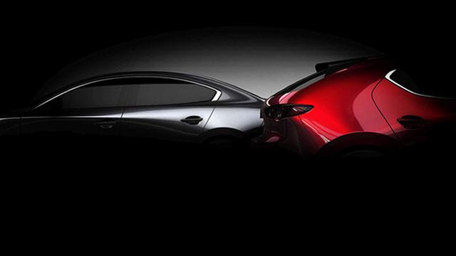 Nova Mazda3 – potvrđena skora premijera