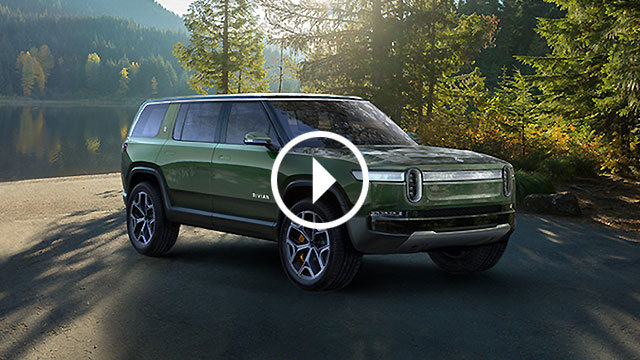 Američki Rivian predstavio dva električna noviteta – pickup R1T i SUV R1S
