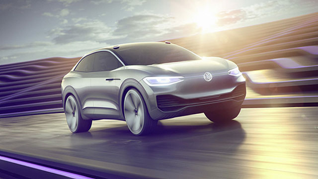 Volkswagen I.D. Lounge – najava velikog električnog SUV-a