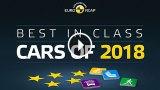 Euro NCAP objavio imena dobitnika priznanja Best in Class 2018.