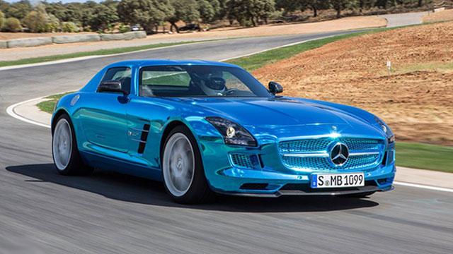 Mercedes-AMG otvoren za nasljednika modela SLS Electric Drive