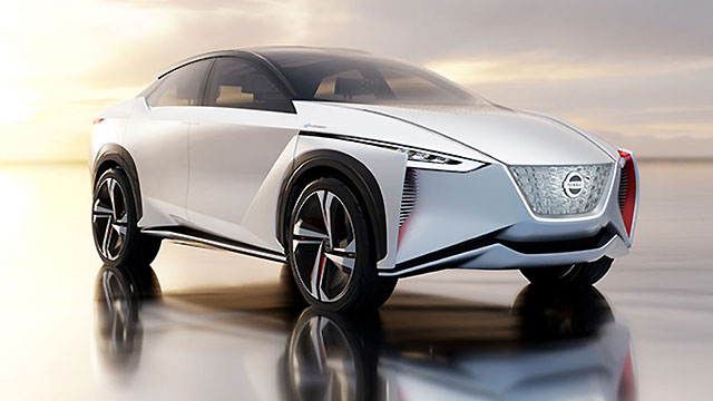 Nissan priprema liniju električnih crossovera?
