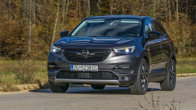 Opel Grandland X 2.0 DTH Ultimate