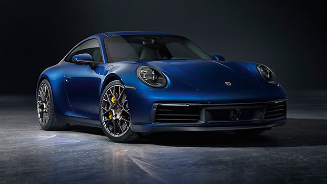 Porsche 911 Hybrid s električnim načinom rada