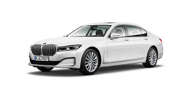 BMW se sprema osvježiti seriju 7 – procurile prve fotografije