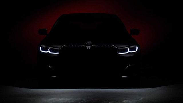 Prve slike osvježene BMW-ove serije 7