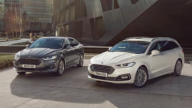 Ford osvježio Mondeo, a stigao i hibridni karavan