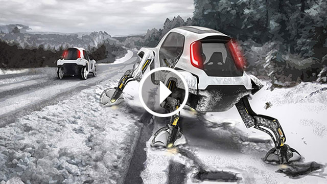 Hyundai predstavio Elevate – konceptno vozilo koje vozi i hoda