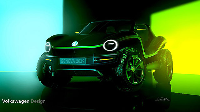 Volkswagen potvrdio – električni Beach Buggy stiže u Ženevu