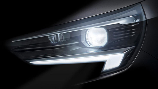 Nova Opel Corsa – prvi teaser