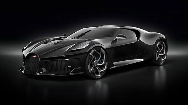 Bugatti razmatra električni automobil