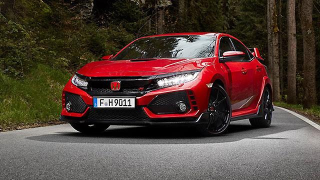 Sljedeća Honda Civic Type R hibrid snage veće od 400 KS