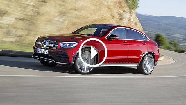 Mercedes-Benz GLC Coupe – više stila, više snage