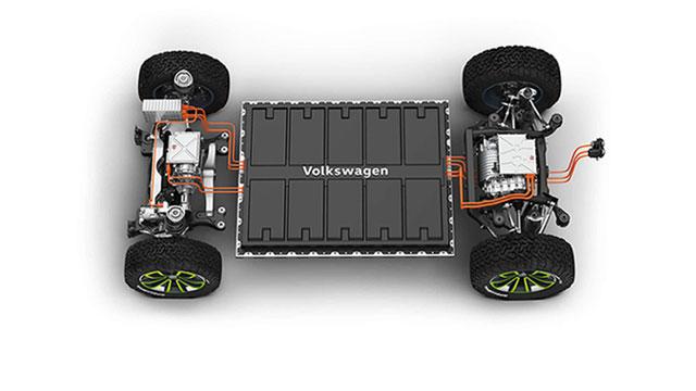 Volkswagen – električna platforma MEB ponuđena svima
