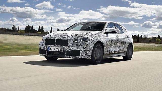 BMW službeno najavio novu seriju 1