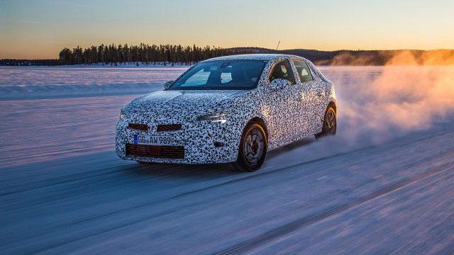 Nova Opel Corsa odradila testove u europskom zamrzivaču