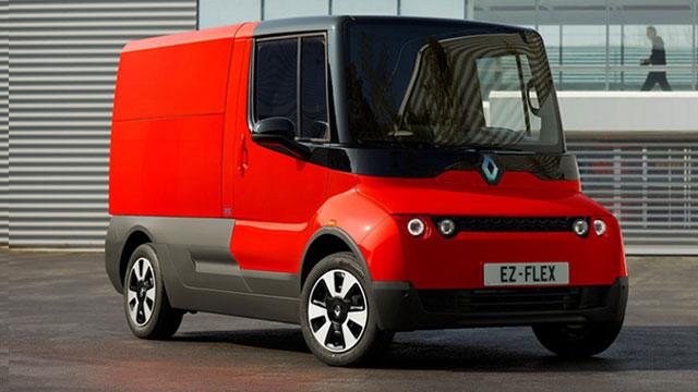 Renault EZ-FLEX – suradnjom s korisnicima do boljih vozila budućnosti