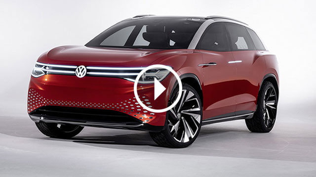 Volkswagen I.D. Roomzz sa 450 km autonomije