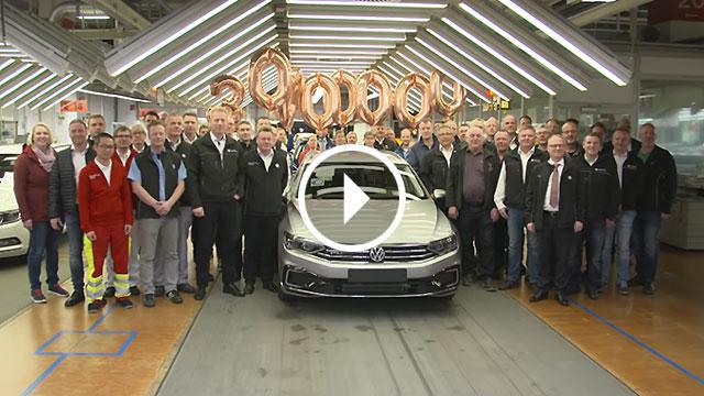 Volkswagen Passat proizveden u preko 30 milijuna primjeraka