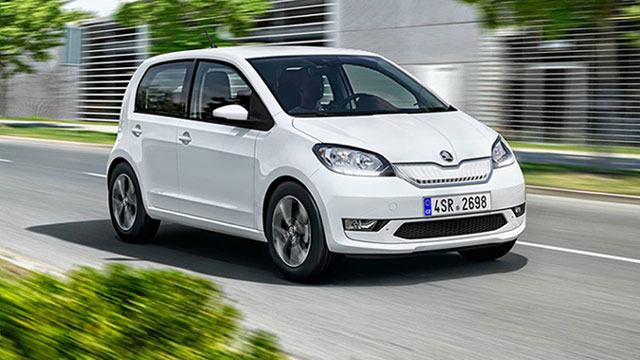 Predstavljena prva električna Škoda – Citigoᵉ iV