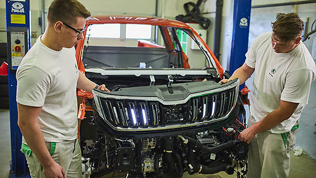Škoda Mountiaq – pickup temeljen na Kodiaqu