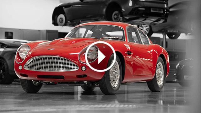 Aston Martin proizveo prvi DB4 GT Zagato Continuation