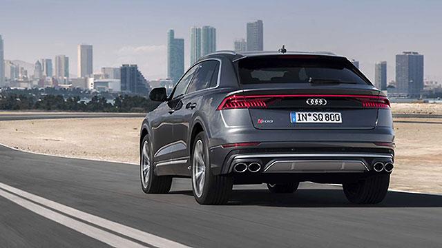 Audi SQ8 – novi predvodnik ponude