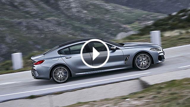 BMW serija 8 Gran Coupe – sportska elegancija na osmu