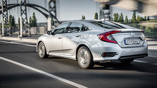 Honda Civic 4V dostupan po atraktivnim uvjetima financiranja