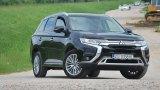 Mitsubishi Outlander PHEV Intense - hibrid s pristojnom EV autonomijom