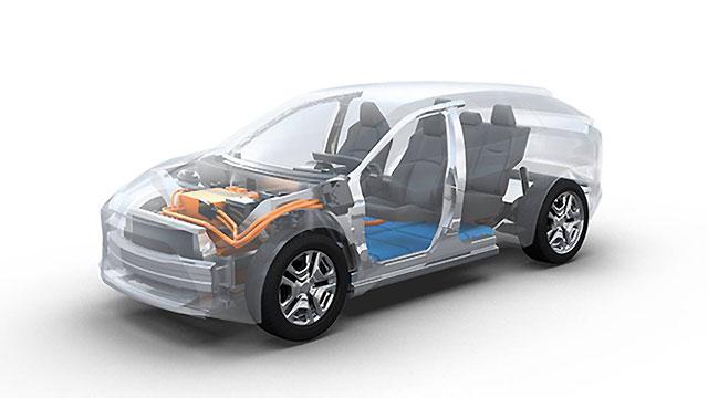 Toyota i Subaru zajedno razvijaju novu EV platformu