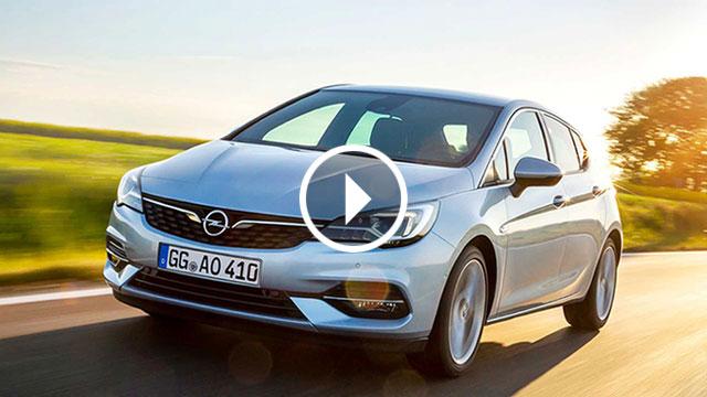Opel predstavio osvježenu izvedbu modela Astra