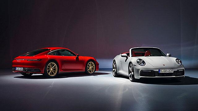 Porsche predstavio nove ulazne modele 911 Carrera Coupe i Cabriolet