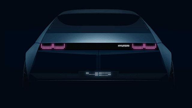 Hyundai 45 – najava električne budućnosti