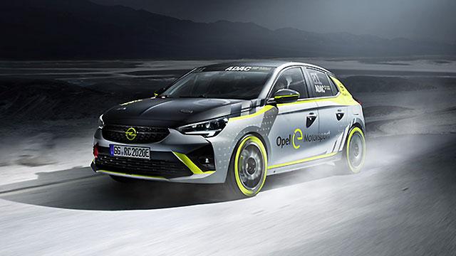 Opel Corsa-e Rally – prvi električni relijaš