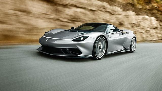 Pininfarina za 2022. planira električnu limuzinu i SUV