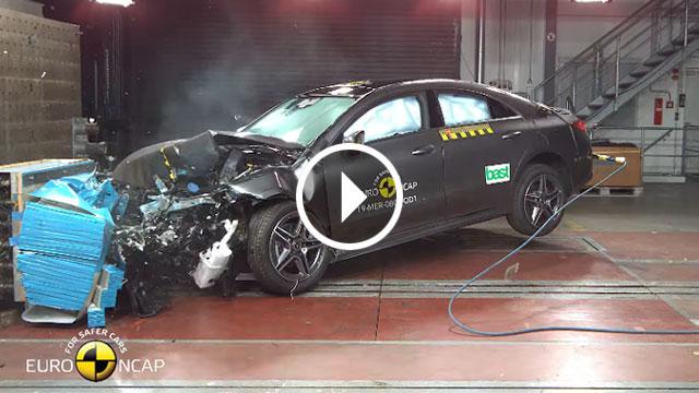 Euro NCAP – svi testirani položili s odličnim