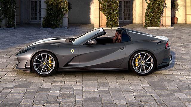 Ferrari 812 GTS – najsnažniji produkcijski kabriolet