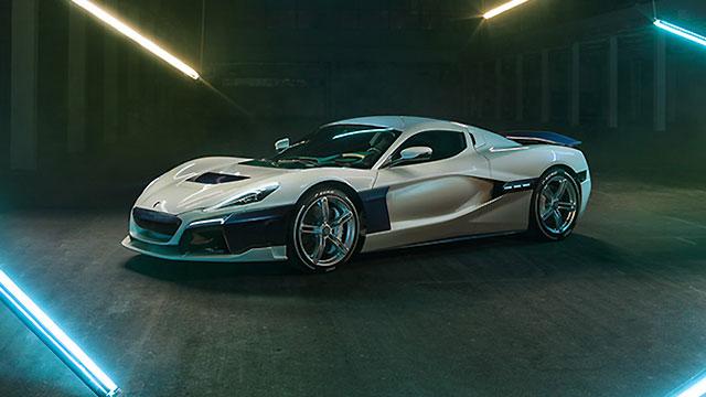 Porsche povećao udio u Rimac Automobilima