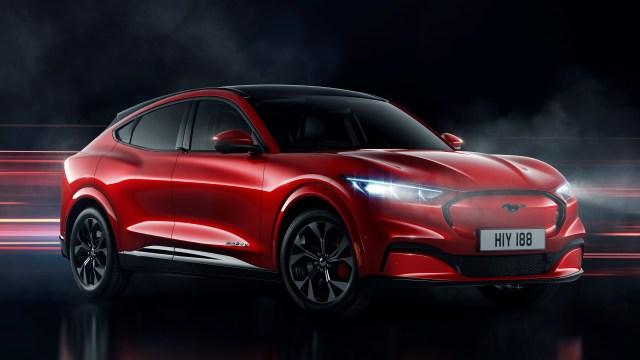 Novi Ford Mustang je – električni SUV