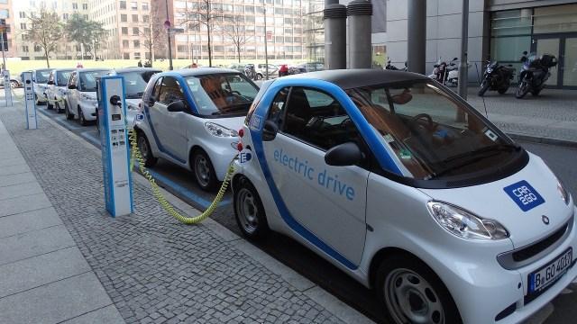 U Njemačkoj milijun punionica e-vozila do 2030.?