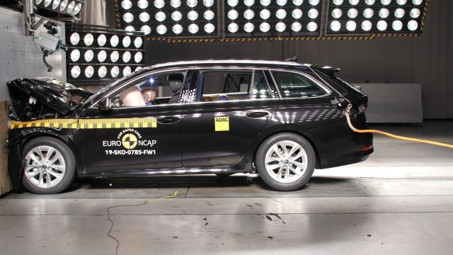 Euro NCAP – Tesla Model X, Porsche Taycan i nova Octavia, svi s pet zvjezdica