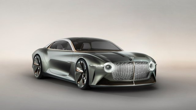 Bentley neće žuriti s elektrifikacijom