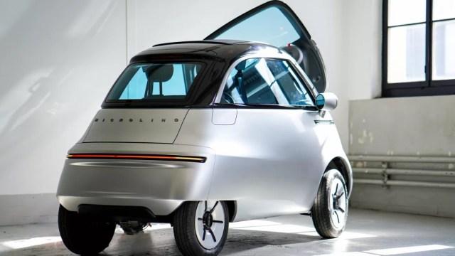 """Microlino: električni """"bubble car"""" iz drugog pokušaja"""