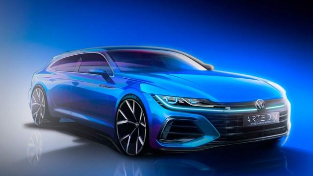 Volkswagen Arteon dobiva i novo Shooting Brake izdanje