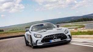 Mercedes-AMG GT Black Series pogoni 730 KS iz V8 motora