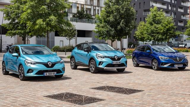 Stigli tri Renaultova hibrida – Clio E-Tech, Captur E-Tech plug-in i Megane E-Tech plug-in