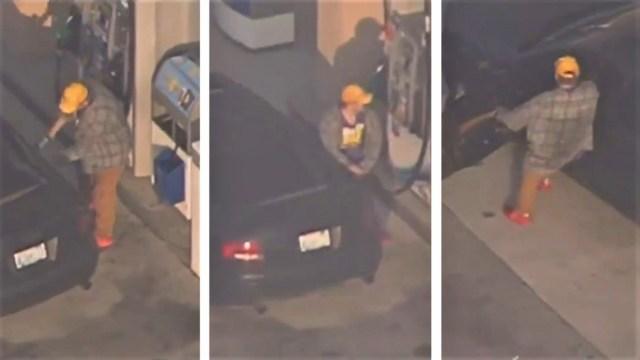 Bježao od policije pa – stao na benzinsku!