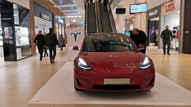 Tesla sada i službeno u Hrvatskoj