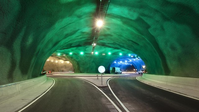 Na Farskim otocima izgrađen podmorski tunel – s kružnim tokom